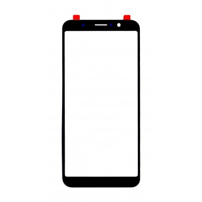Replacement Front Glass For Asus Zenfone Max Pro M1 Zb601kl White By - Maxbhi Com