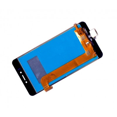 Lcd With Touch Screen For Panasonic P55 Novo Blue By - Maxbhi Com
