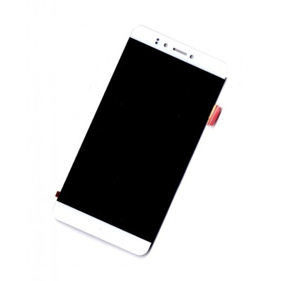Lcd With Touch Screen For Panasonic P55 Novo White By - Maxbhi Com