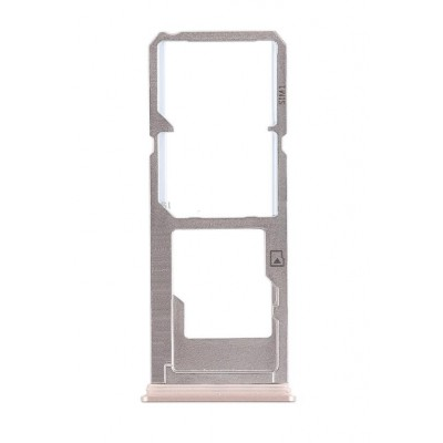 Sim Card Holder Tray For Vivo Y53 White - Maxbhi Com