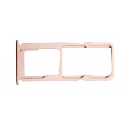 Sim Card Holder Tray For Oppo A37 Rose Gold - Maxbhi Com