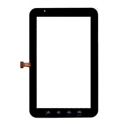 Touch Screen Digitizer For Samsung P1000 Galaxy Tab White By - Maxbhi Com