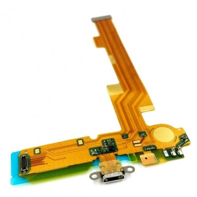Charging Connector Flex Cable For Vivo Y53 By - Maxbhi Com