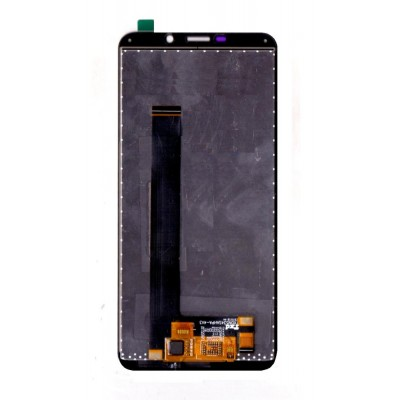 Lcd With Touch Screen For Mobiistar C1 Shine Blue By - Maxbhi Com
