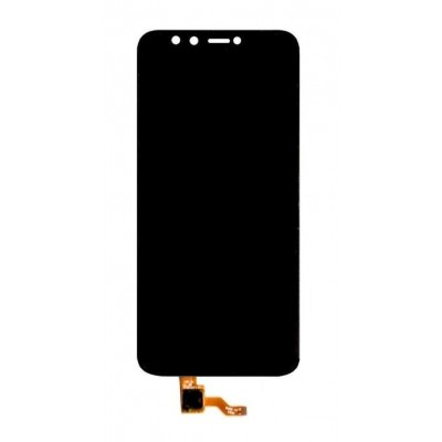 Lcd With Touch Screen For Honor 9 Lite Black By - Maxbhi Com