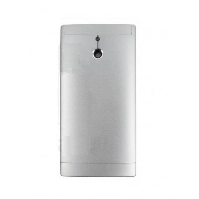 Full Body Housing For Sony Xperia P Lt22i Nypon White - Maxbhi Com