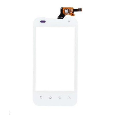 Touch Screen Digitizer for LG Star P990 Optimus Speed - White