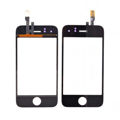 Touch Screen Digitizer For Apple Iphone 3gs Black By - Maxbhi Com