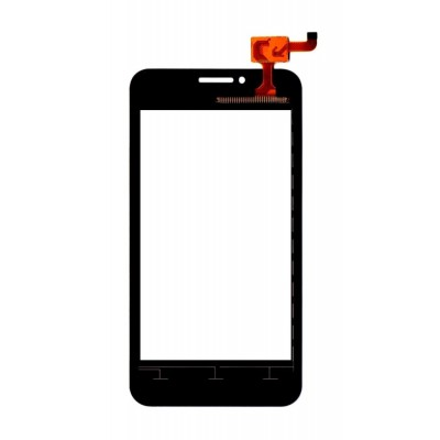 Touch Screen Digitizer For Swipe Konnect 4e Black By - Maxbhi Com