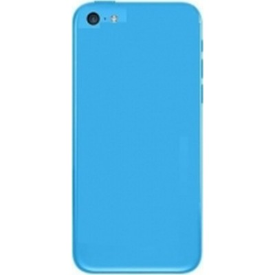Back Cover For Apple iPhone 5c - Blue