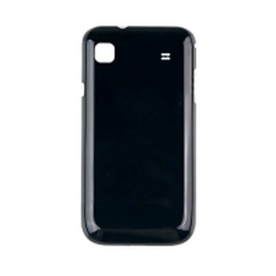 Back Cover For Samsung I9000 Galaxy S - Black