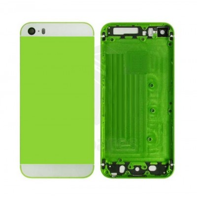 Full Body Panel For Apple Iphone 5s Green - Maxbhi Com
