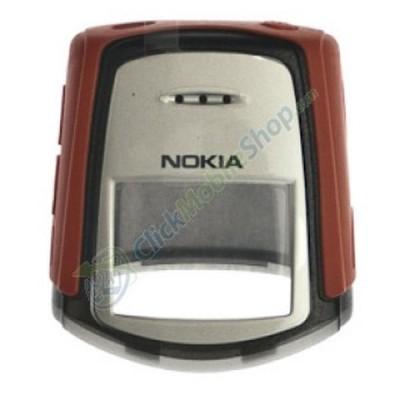 Top Cover For Nokia 5210 - Orange