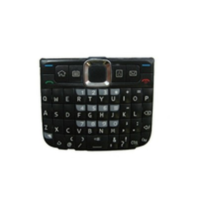 Keypad For Nokia E63 - Black