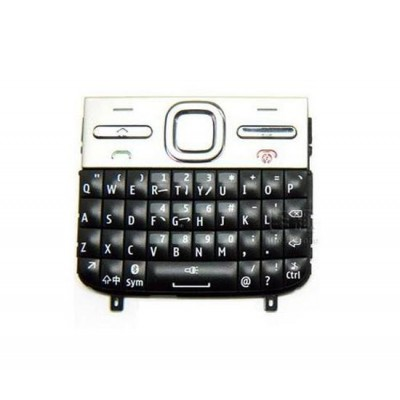 Keypad For Nokia E5 Black - Maxbhi Com