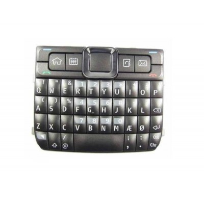 Keypad For Nokia E71 Black - Maxbhi Com