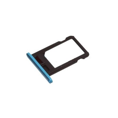 Sim Tray For Apple iPhone 5c - Blue