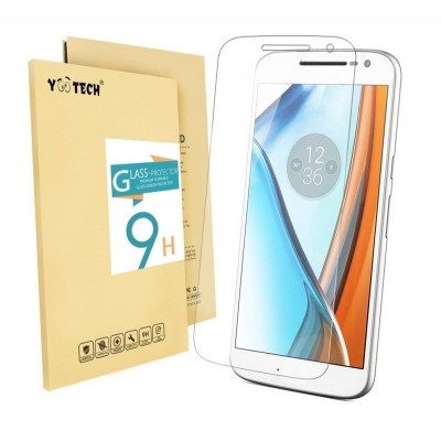 Tempered Glass for Xiaomi Mi 4 - Screen Protector Guard by Maxbhi.com