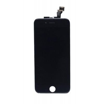Lcd With Touch Screen For Apple Iphone 6 64gb Black By - Maxbhi Com