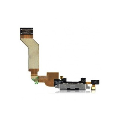Charging connector / jack for Apple iPhone 4S Charger Port Flex Cable