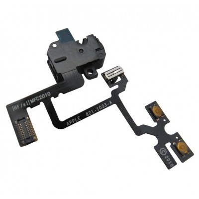 Handsfree Jack Flex Cable for iPhone 4 4G Audio