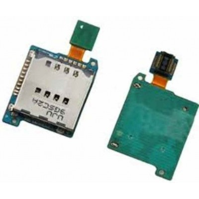 SIM Card Connector for Samsung E2652 With Flex Cable