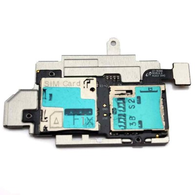 SIM Connector for Samsung I9300 Galaxy S3 with Memory Card Reader