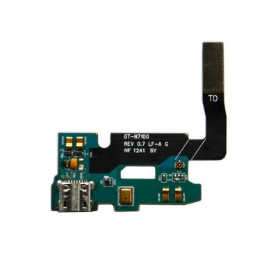 Charging connector / jack flex for Samsung N7100 Note 2 Mobile