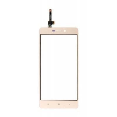 Touch Screen Digitizer For Xiaomi Redmi 3s Prime Gold By - Maxbhi Com