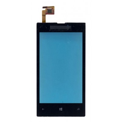 Touch Screen Digitizer For Nokia Lumia 520 White By - Maxbhi Com