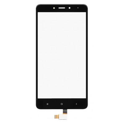 Touch Screen Digitizer For Xiaomi Redmi Note 4 64gb Black By - Maxbhi Com