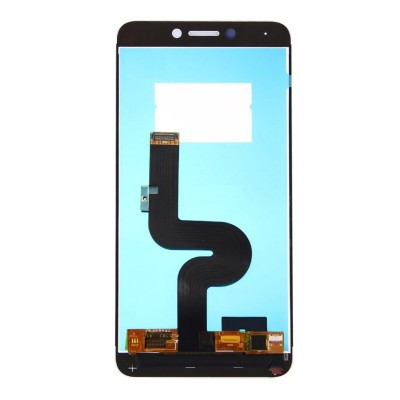 Lcd With Touch Screen For Letv Le 1s Black By - Maxbhi Com