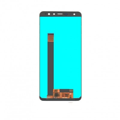 Lcd With Touch Screen For Mobiistar X1 Dualblack By - Maxbhi Com