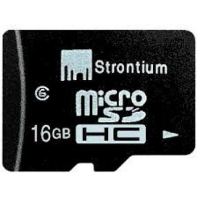 Strontium TF 16 GB Micro Memory Card