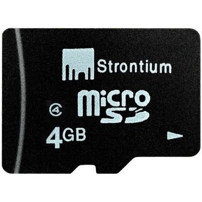 Strontium TF 4 GB Micro Memory Card
