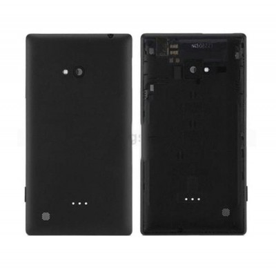 Full Body Housing For Nokia Lumia 720 Black - Maxbhi.com