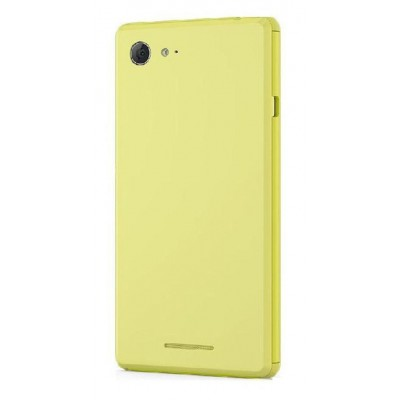 Full Body Housing For Sony Xperia E3 Dual D2212 Yellow - Maxbhi.com