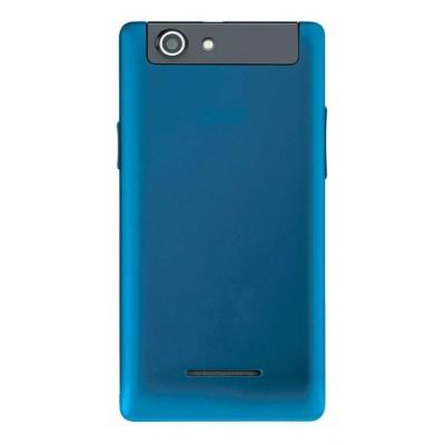 Full Body Housing For Xolo A500s Blue - Maxbhi.com