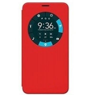 Flip Cover for Asus Zenfone 2 ZE551ML - Glamor Red