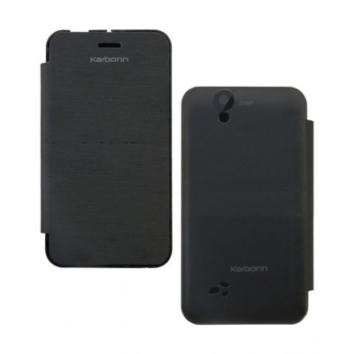 Flip Cover for Karbonn Smart A11 + Plus