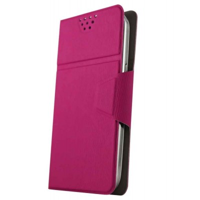 Flip Cover for Lava Iris X1 16GB - Pink