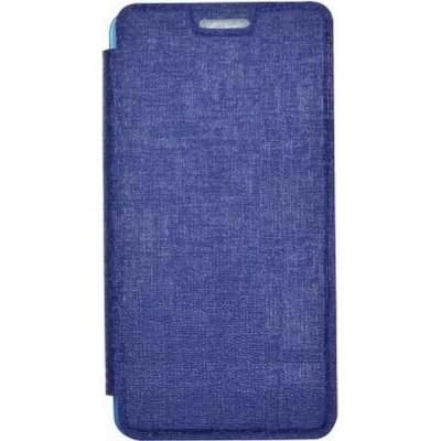 Flip Cover for Lava Iris X8 - Blue