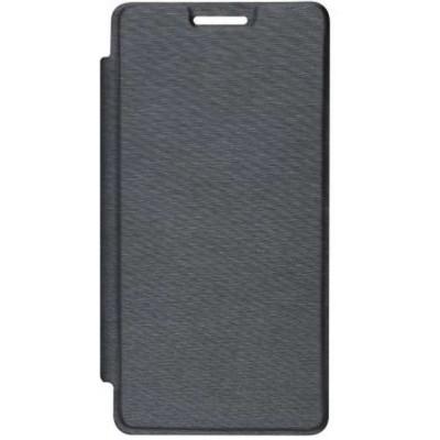 huge discount f7ba0 9cba2 Flip Cover for Lenovo A6000 - Grey