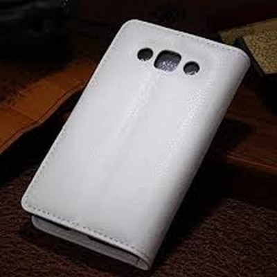 Flip Cover for LG L60 Dual X147 - White