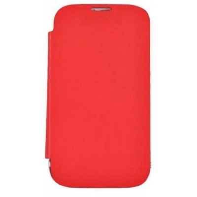 Flip Cover for Samsung Galaxy Grand Neo Plus GT-I9060I - Red