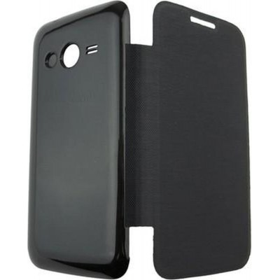 Flip Cover for Samsung Galaxy S Duos 3 SM-G313HU - Grey