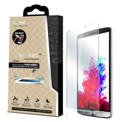 Tempered Glass Screen Protector Guard for LG L70 Dual D325
