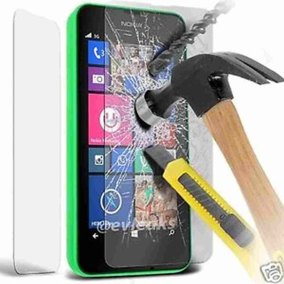 Tempered Glass Screen Protector Guard for Micromax A102 Canvas Doodle 3