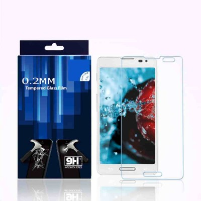 Tempered Glass Screen Protector Guard for Karbonn Machone Titanium S310