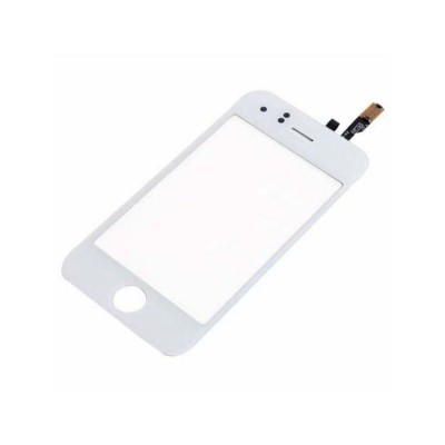 Touch Screen Digitizer For Apple Iphone 3gs White By - Maxbhi.com